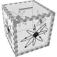 Preisvergleich für 'Atom' Klar Sparbüchse / Spardose (MB00072829)