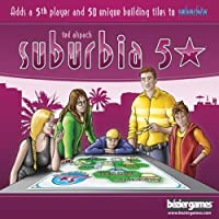 Suburbia 5* by Bezier Games