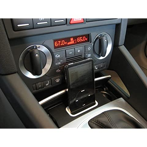 Audi A3(8P) Spec. Base dock iPod/iPhone dock 2004+ audi8pv2i (iPhone 5, 5S y iPod Touch