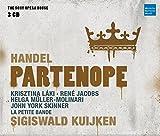 Haendel : Partenope