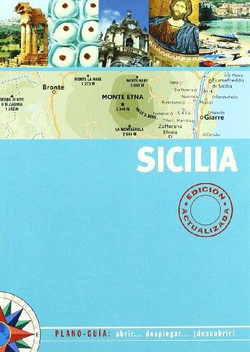 SICILIA (PLANO-GUIA): EDICION ACTUALIZADA 2008 (SIN FRONTERAS)
