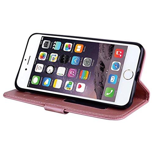 Iphonese/5/5S del telefono Wyrhs Unicorn Advanced scratch lusso leggero super skinny telefono scintillante nuovo cover-rosa rosso light pink