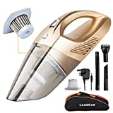 Best Cordless Car Vacuums - Handheld Cordless Vacuum Cleaner DC 12V 120W Car Review