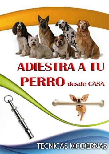 ADIESTRA A TU PERRO Desde Casa por Pedro Reyes