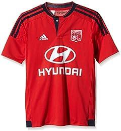 maillot entrainement Olympique Lyonnais rabais