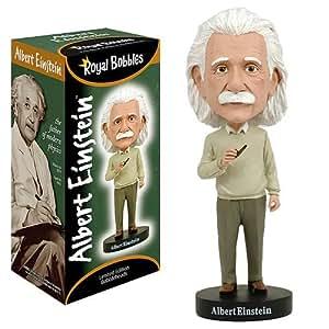 Albert Einstein Bobble Head