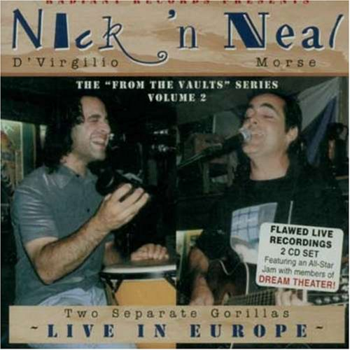 Live in Europe-Two Separate (US Import)