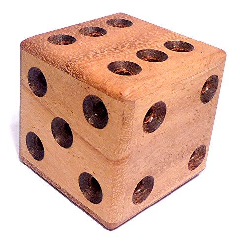 Logica Juegos Art. Dado Laberinto - Rompecabezas