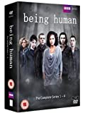Being Human, la confrérie de l'étrange / Being Human (Complete Series 1-4) - 11-DVD Box Set ( Being Human - Complete Series One to Four ) [ Origine UK, Sans Langue Francaise ]
