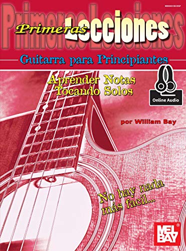 Primeras Lecciones Guitarra para Principiantes: Aprender Notas ...