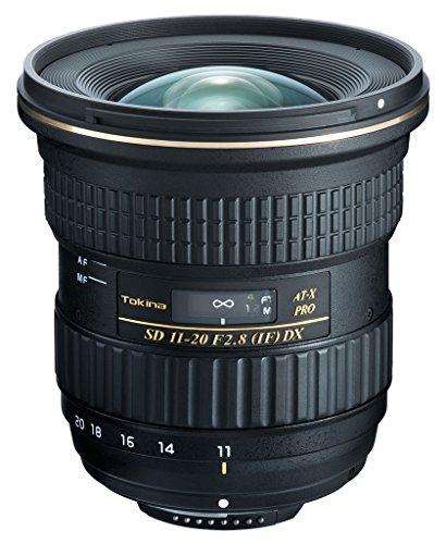 Tokina at-X 11-20/2.8 Pro DX Objektiv für Nikon schwarz 20 X Video