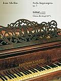 Impromtus(6) Op.5 Piano
