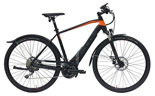 Bulls Herren E-Bike 28 Zoll Cross Lacuba EVO Cross - Akku 650Wh, Shimano Schaltung, Suntour Federgabel