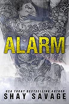 Alarm (English Edition) di [Savage, Shay]