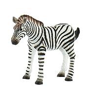 Bullyland WWF Zebra Foal Figurine