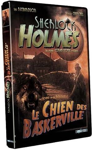 Sherlock Holmes le chien de Baskerville