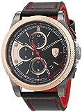Ferrari Scuderia Herren Chronograph Quarz Uhr 0830313