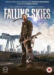 Falling Skies - Season 1-2 [DVD]