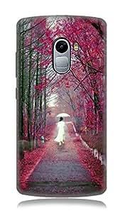 Worldwide Phone Case For Lenovo Vibe X3 (Multicolor)