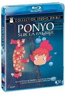Ponyo sur la falaise [Blu-ray]
