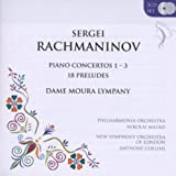 Piano Concertos 1-3 and 18 Preludes (2CD)