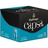 Dallmayr capsa Lungo Azzurro, 5er Pack (5 x 10 Kapseln)
