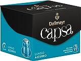 Dallmayr Kaffee capsa Lungo Azzurro Kaffeekapseln, 5er Pack (5 x 10 Kapseln)