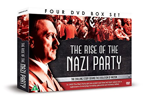 Rise Of The Nazi Party [DVD]