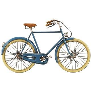 Art Deco Home - Wanddeko Fahrrad, 36x59 cm - 4084SG