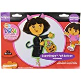 Amscan International Skeleton Shape Dora The Explorer Cat