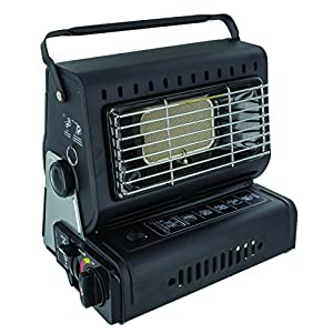 51qMTzuxqYL. SS300  - Highlander Portable Compact Lightweight Gas Heater – Ideal for Camping and Fishing
