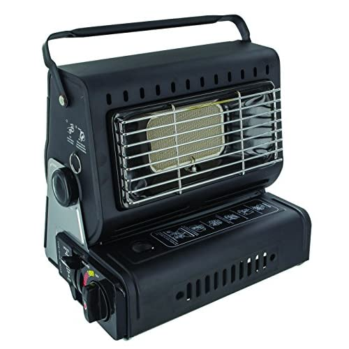 51qMTzuxqYL. SS500  - Highlander Portable Compact Lightweight Gas Heater – Ideal for Camping and Fishing
