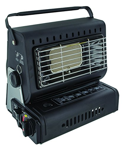 51qMTzuxqYL - Highlander Portable Compact Lightweight Gas Heater – Ideal for Camping and Fishing
