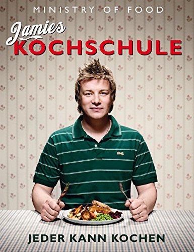 Buchseite und Rezensionen zu 'Jamies Kochschule. Jeder kann kochen' von Jamie Oliver