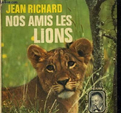nos-amis-les-lions-un-album-jean-richard