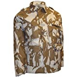 Boys 11-12 Padded Soldier Army Jacket Desert Camouflage