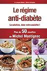 Le Régime anti-diabète par Médart