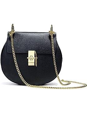 macton® Echt Leder Tasche Mini Größe Pig Stil Umhängetasche mc-5001