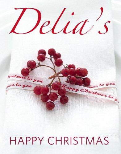 Delia's Happy Christmas (Hardcover)