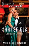 Socialite's Gamble (Harlequin Presents) by Michelle Conder (2014-06-17)