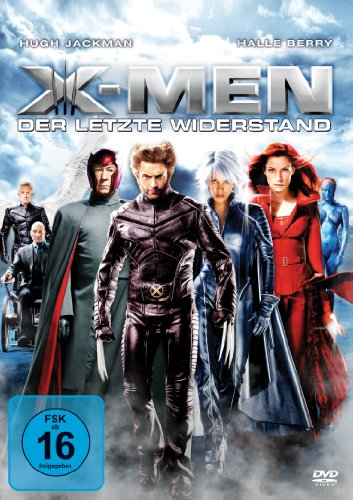 X-Men 3 (Einzel-DVD) (Xmen Vol 3)