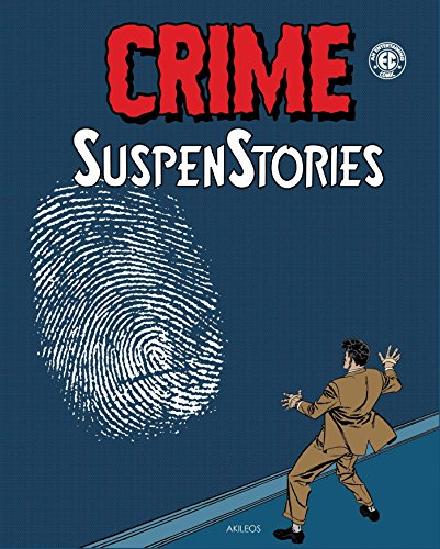 Crime Suspenstories T3