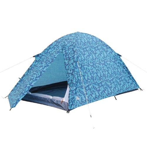 Highlander Glenderry 2 Digital Tent - Blue Digital