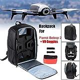 TAOtTAO Tasche Rucksack Portable Schulter Tragetasche Für Papagei Bebop 2 Power FPV Drone