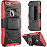 Best i-Blason Iphone 6 Holster Cases - iPhone 6s Plus Case,i-Blason Prime [Kickstand] Apple iPhone Review