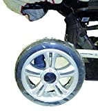 Sunnybaby 10900 Radschutz, bis 14 Zoll Durchmesser, 4 Stücke Packung
