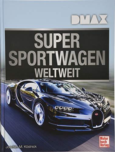 DMAX Supersportwagen weltweit