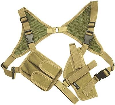 Mil-Tec pistolera de hombro Cordura Coyote