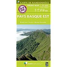 02 PAYS BASQUE EST  1/50.000