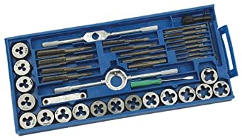 Mannesmann - M 532-40 – Set per filettatura 40 pz.